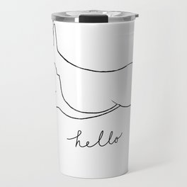 Pembroke Welsh Corgi - Hello Travel Mug