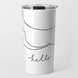 Pembroke Welsh Corgi - Hello Travel Mug