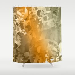 babel T 2 Shower Curtain