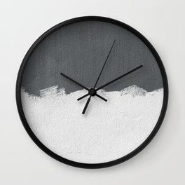 Wall Paint Wall Clock