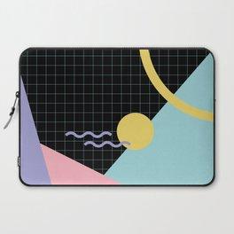 Memphis Pattern 7 - 80s - 90s - Retro Laptop Sleeve