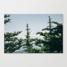 Mount Hood XVI Canvas Print