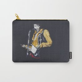 Jimi at Monterey 2 Carry-All Pouch