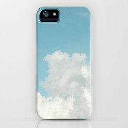 Summer Sky 3 iPhone Case