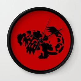 Omega Ruby - Primal Groudon Wall Clock