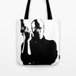 Gunman Tote Bag