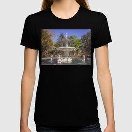 Forsyth Park Fountain T-shirt