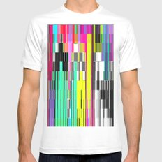 T.M.B.I.A.M.S 2012 SWATCH 1 White MEDIUM Mens Fitted Tee
