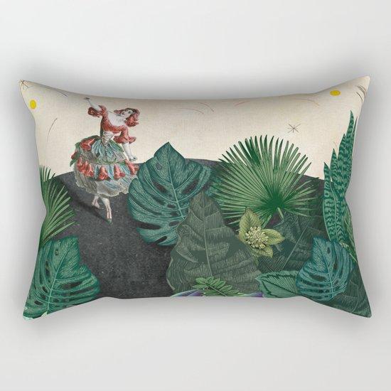 Eden II Rectangular Pillow