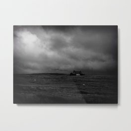 The Wild and Wandering Metal Print