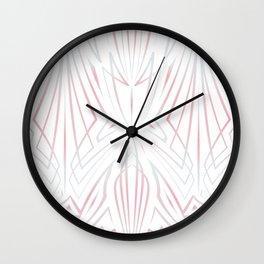Pinstripe Pattern Creation XXIV Wall Clock