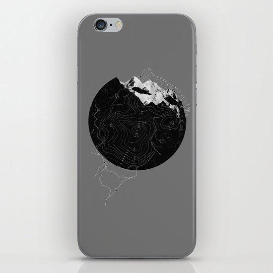 Topos iPhone & iPod Skin