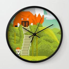 Journy Wall Clock