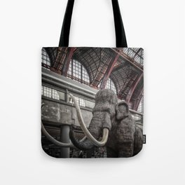 Angry Traveller Tote Bag