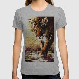 Creepin' Cougar T-shirt