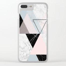 TileGlam Clear iPhone Case