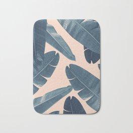 Banana Leaves - Cali Vibes #3 #tropical #decor #art #society6 Bath Mat