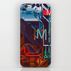 M! iPhone & iPod Skin