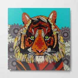 tiger chief Metal Print