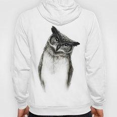 Owl Sketch Hoody