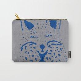 Little Fox Carry-All Pouch