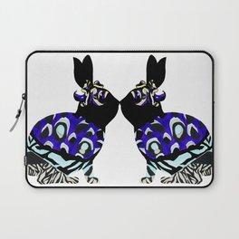 My bunnies love LSD Laptop Sleeve