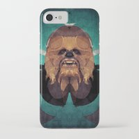 chewbacca iPhone & iPod Cases featuring Chewbacca by lazylaves