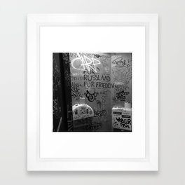 Berlin #5 Framed Art Print