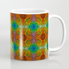Tryptile 34d (Repeating 2) Coffee Mug