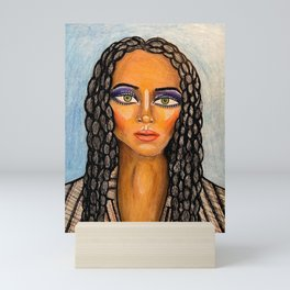 Portrait Mini Art Print