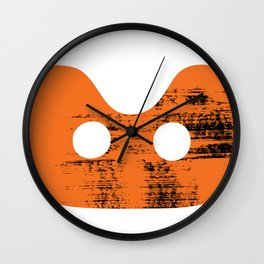 Rowing Boats - Seat 1 Wall Clock