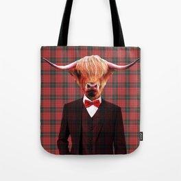 Sir Coo Tote Bag