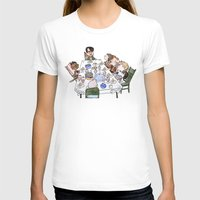 thanksgiving T-shirts featuring A Max Fischer Thanksgiving by JessLane