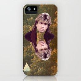 If You Were A Lady Of The 80s You'd Be His Baby iPhone Case