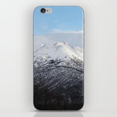 Blue Skies and Mountains iPhone & iPod Skin