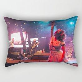 July Talk Rectangular Pillow