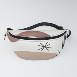 Shape study #9 - Synthesis Collection Fanny Pack