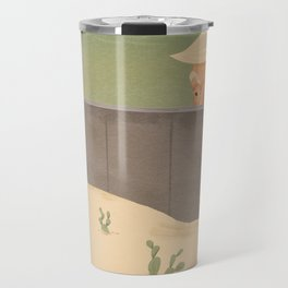 La respuesta- The answer Travel Mug