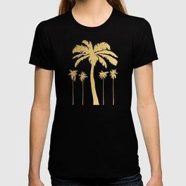 Palm Trees at Dusk T-shirt