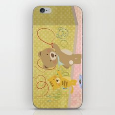 We love drawing iPhone & iPod Skin