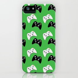 Video Game Controllers iPhone Case