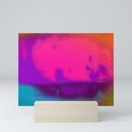 Colorful Cargo 4 Mini Art Print