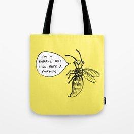 Wasps Aren't Evil Tote Bag
