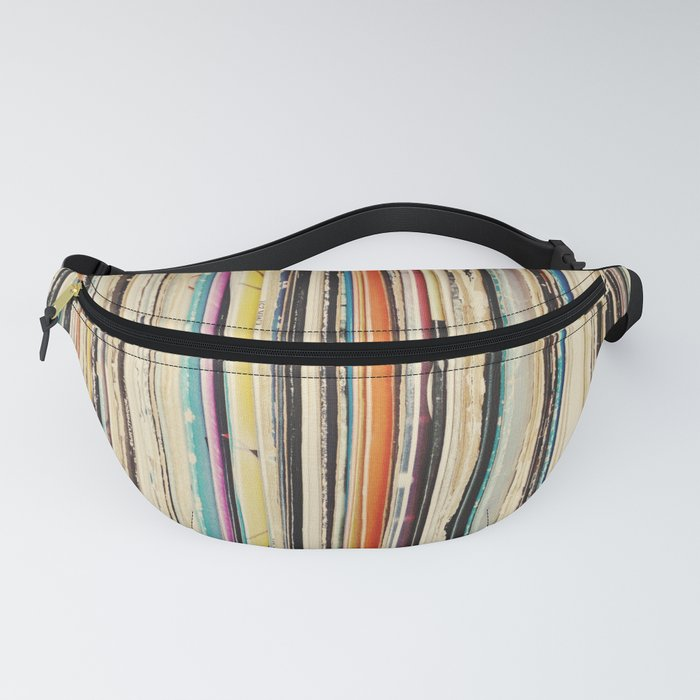 Record Collection Fanny Pack