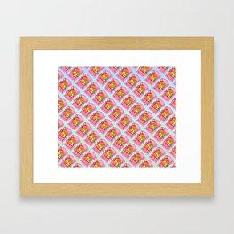 Huggin Bunnies Framed Art Print