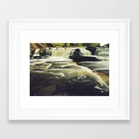 michigan Framed Art Prints featuring Michigan by Noah Willman