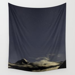 Inca trail camp 2 Wall Tapestry