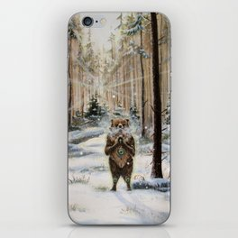 The Gentle Giant iPhone Skin
