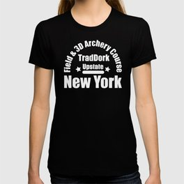Trad Dork Upstate New York - Field & 3D Archery Course T-shirt