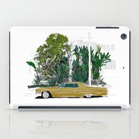 drive iPad Cases featuring Drive by Suzie-Q
